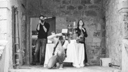 Shooting d'inspiration pour le festival Amour On Air